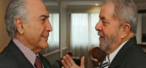 Lula afirmó que si Temer quiere ser presidente tiene que ganar las elecciones