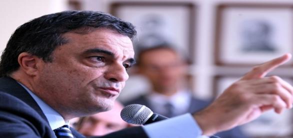 O advogado-geral da União José Eduardo Cardozo