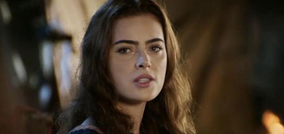 Rayanne Morais estreia em 'Os Dez Mandamentos'