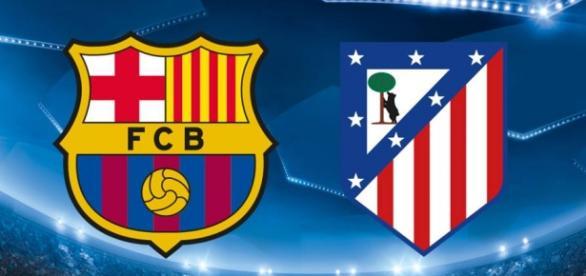 Rivais espanhóis se enfrentam pela Champions.