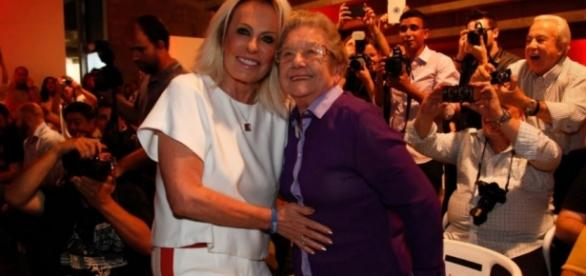 Ana Maria Braga e Palmirinha - Foto/Reprodução