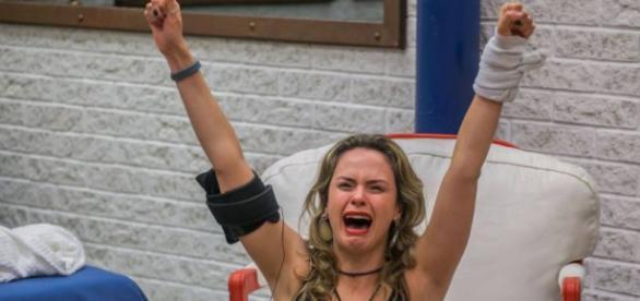 Ana Paula é o grande sucesso do BBB16