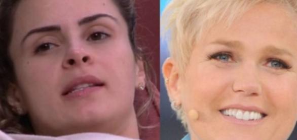Ana Paula e Xuxa - Foto/Reprodução
