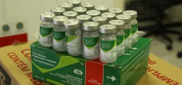 Doses da vacina já chegaram a BH