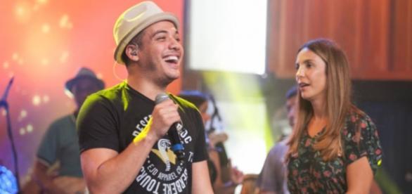 Ivete Sangalo e Wesley Safadão no BBB16