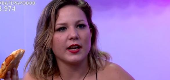 Maria Claudia conversou com Carol Paixão (Reprodução)