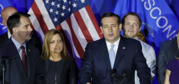 Ted Cruz gana las primarias en Wisconsin