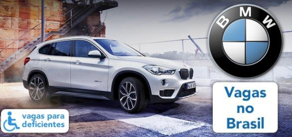 Vagas abertas na BMW do Brasil - Foto: Reprodução BMW
