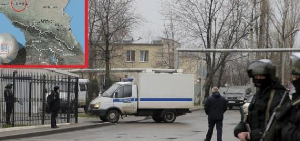Atentado suicida en Rusia esta mañana
