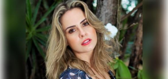 Cancelado o contrato de Ana Paula com a Globo