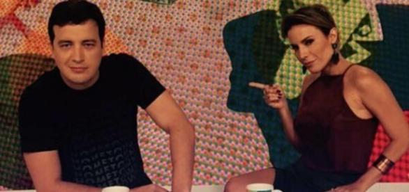 Cortez estreia na bancada do 'Vídeo Show'