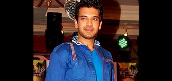 Karan Kundra in tears after a MTV Roadies X4 task