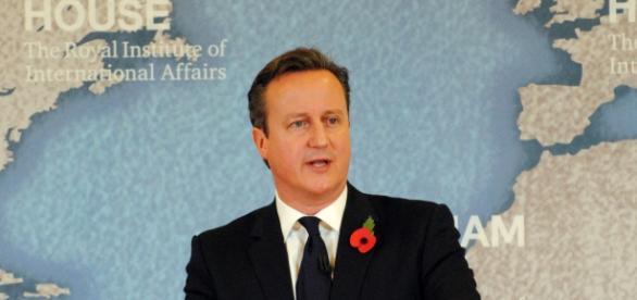 Premier Wielkiej Brytanii, David Cameron