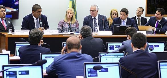 Reunião do Conselho de Ética da Câmara