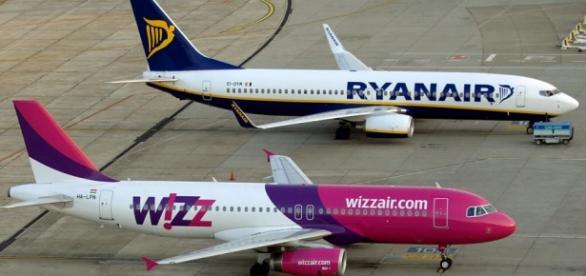 Wizz Air și Ryanair se bat în oferte
