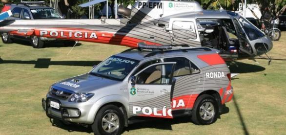 Bandidos planejam matar PM em Fortaleza