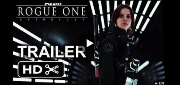 Disney presenta el primer trailer oficial de 'Star Wars: Rogue One' completo y subtitulado