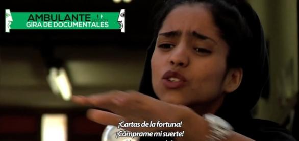Documental Sonita que se exhibe en el festival Ambulante