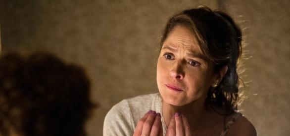 Drica Moraes viveu Carolina em 'Verdades Secretas'