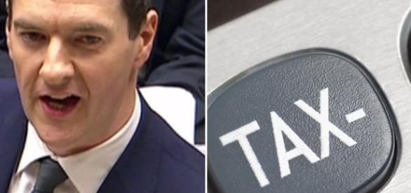 George Osborne, ministrul de finanțe al Regatului Unit