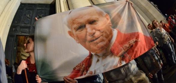 În 2005 aveau loc funerariile Papei Ioan Paul al II-lea