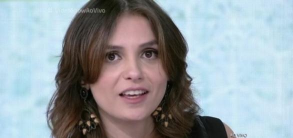 Monica Iozzi agora só elogia a Globo - Foto/Reprodução