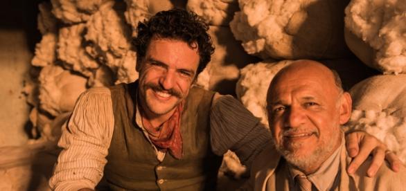 Rodrigo Lombardi é Ernesto em 'Velho Chico'