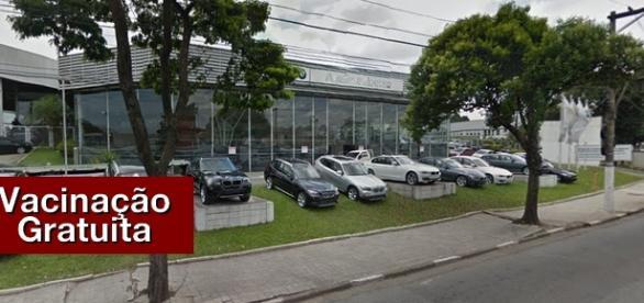 Sede da Agulhas Negras em São Bernardo do Campo
