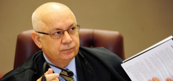 Teori Zavascki decidiu sobre sigilo Foto: Superior Tribunal de Justiça