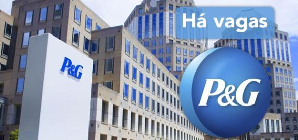 Vagas abertas na P&G - Foto: Reprodução Cincinnati