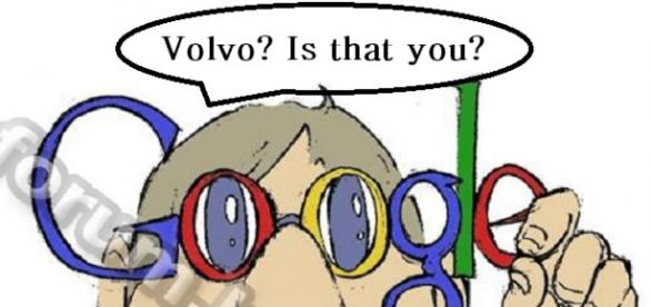 You look familiar. Volvo? Is that you?
