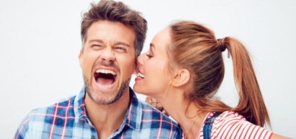 Eheleute Annemarie und Wayne Carpendale