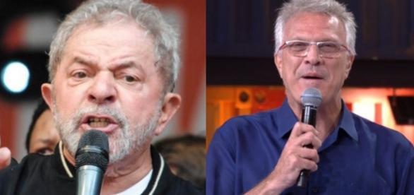 Lula diz que quer desculpas - Foto/Montagem