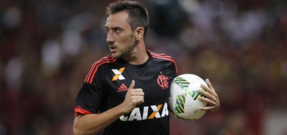 Mancuello marca golaço de falta em Flamengo x Boavista