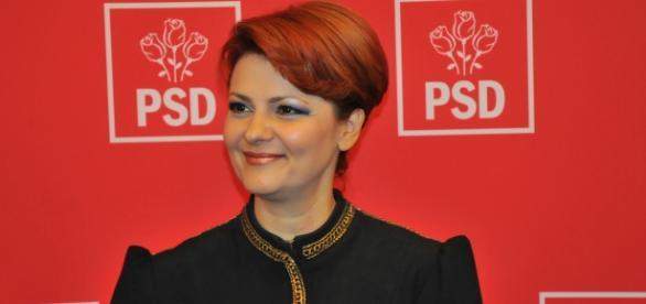 Primarul penal al Craiovei, Lia Olguța Vasilescu
