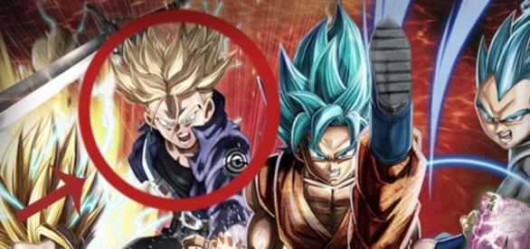 Trunks aparecería en el capitulo 41 de Dragon Ball Super