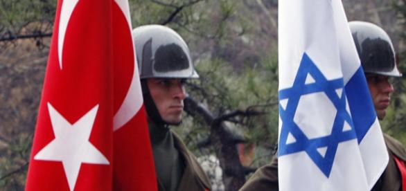 Turquia e Israel buscam a reaproximação