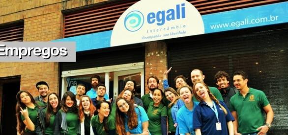 Egali tem vagas em várias cidades (Foto: Divulgação)