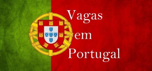 Portugal possui diversas vagas de emprego