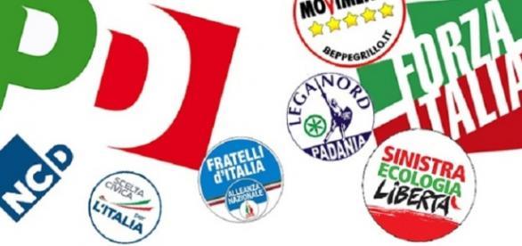 Sondaggi politici Roma Bologna