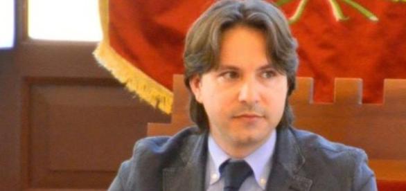 Corrado Figura, in corsa per la carica di Sindaco di Noto.