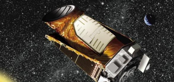 El telescopio Kepler fue lanzado en el año 2009