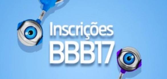 Inscrições para o BBB17 (Divulgação/Globo)