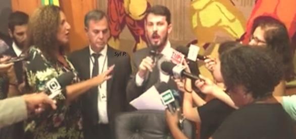 Jandira não gostou do pronunciamento de Marcelo Aro