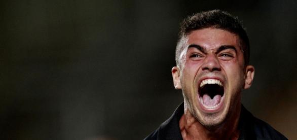 Jogador declara seu amor ao Botafogo