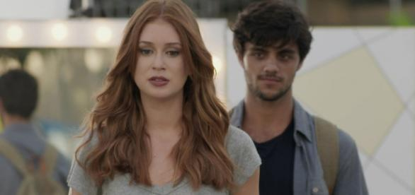 Jonatas fica arrasado com notícia de Eliza (Gshow)