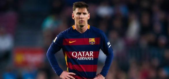 Messi triste por não estar nos Jogos Rio 2016
