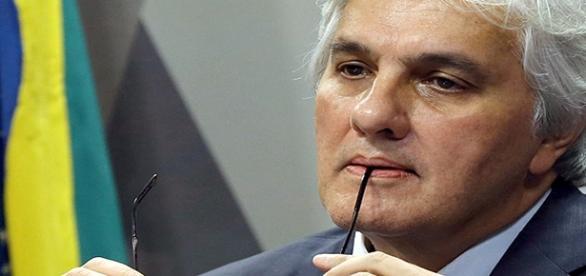 O ex-senador petista Delcídio do Amaral
