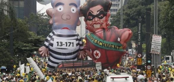 Se intensifican las protestas en Brasil en la previa de los Juegos Olímpicos