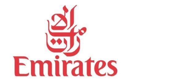 Viagem com luxo e muita comodidade na Emirates